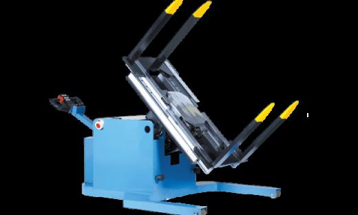 紙反転機ターナー自動旋回式