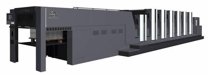 菊全判オフセット印刷機「RMGT 10」