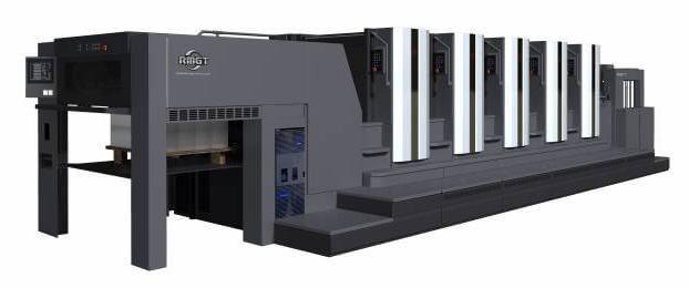 四六全判オフセット印刷機「RMGT 11」