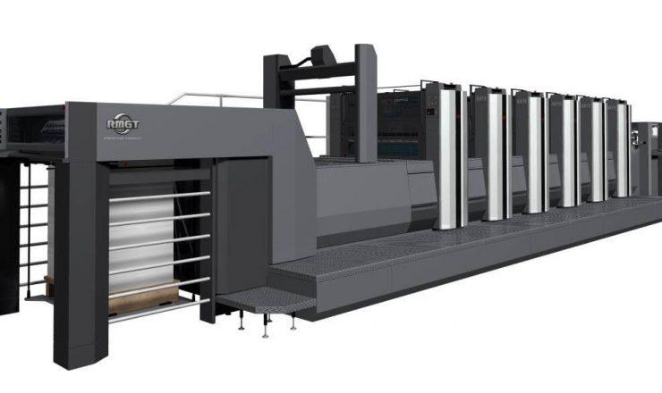 菊全判オフセット印刷機RMGT 970モデル
