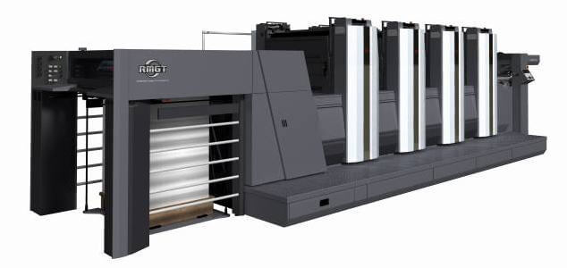 全判オフセット印刷機「RMGT 9」