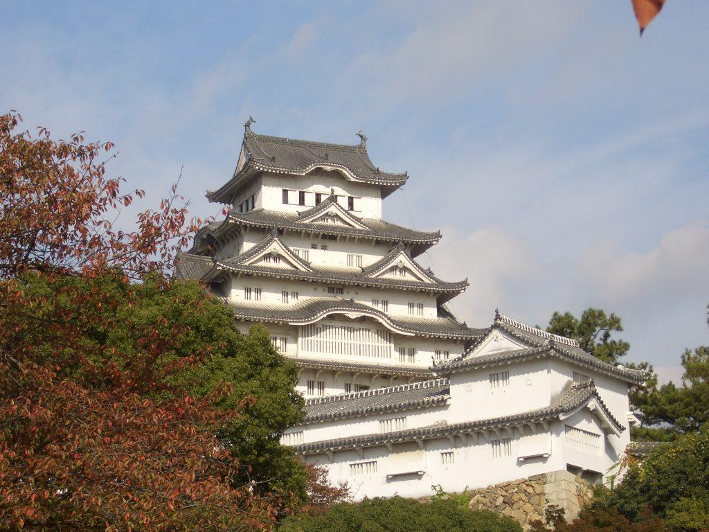 世界遺産の姫路城