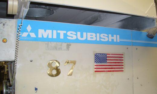 アメリカ仕様の三菱8色機