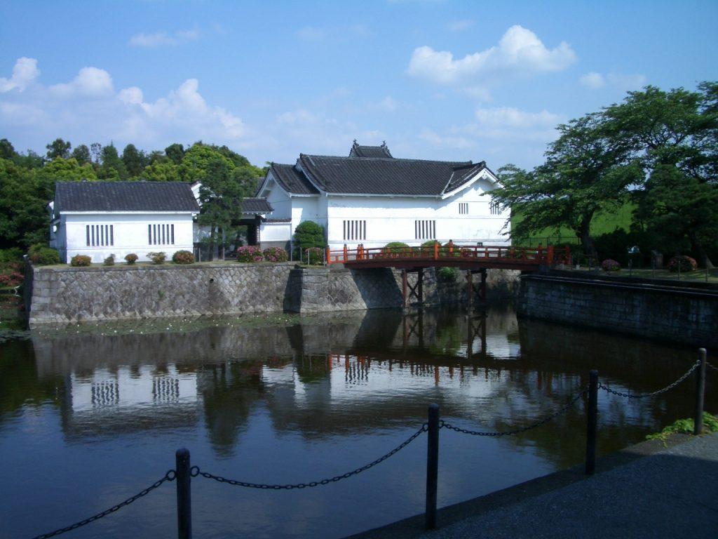 日本城郭形式の素晴らしい建物