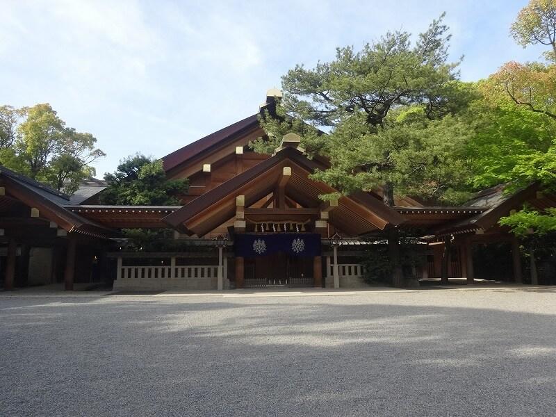 熱田神宮を参拝