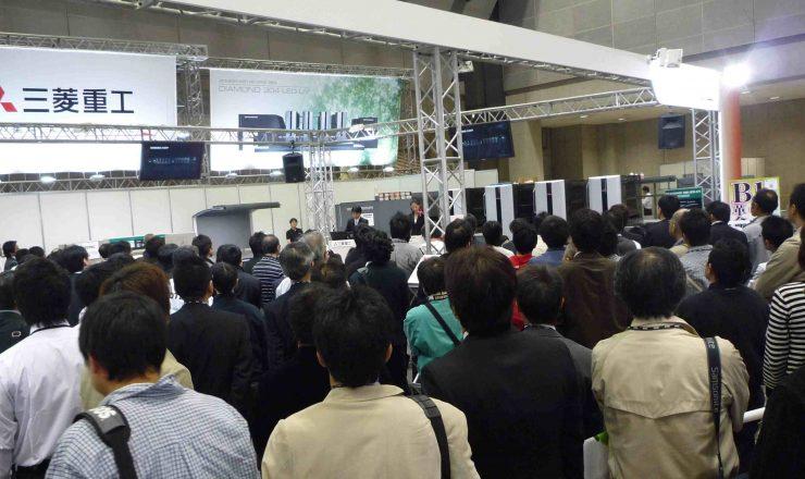 JGAS2009展示会