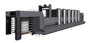 片面印刷機RMGT 970ST-5 (ニスコーティングユニット搭載)
